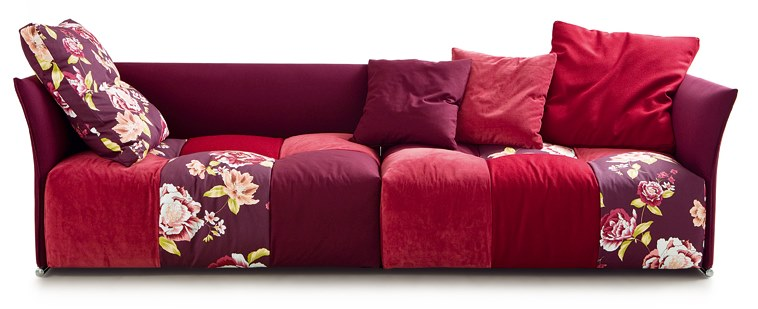 Custom upolstered sofa